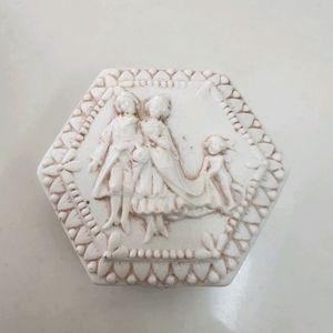 Ornamental Ceramic Trinket Storage